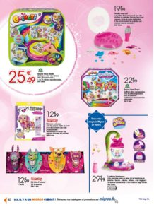 Catalogue Migros France Noël 2016 page 40