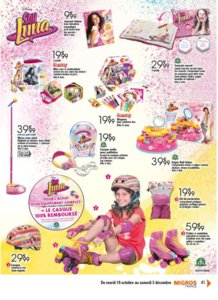 Catalogue Migros France Noël 2016 page 41