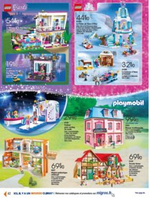 Catalogue Migros France Noël 2016 page 42