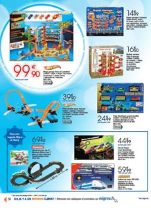 Catalogue Migros France Noël 2016 page 50