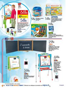 Catalogue Migros France Noël 2016 page 62