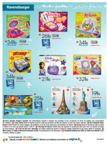 Catalogue Migros France Noël 2016 page 66