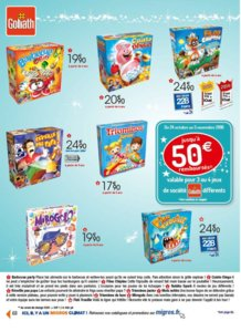 Catalogue Migros France Noël 2016 page 68