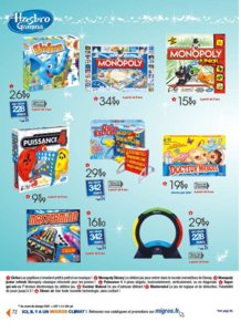 Catalogue Migros France Noël 2016 page 72
