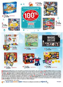 Catalogue Migros France Noël 2016 page 76