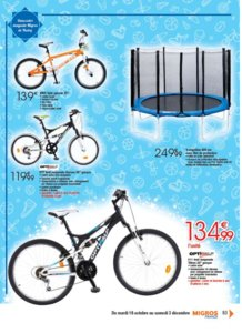Catalogue Migros France Noël 2016 page 83