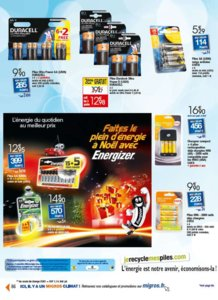 Catalogue Migros France Noël 2016 page 86