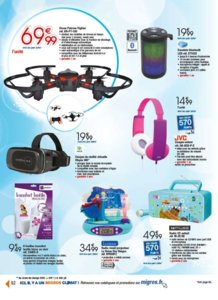 Catalogue Migros France Noël 2016 page 92