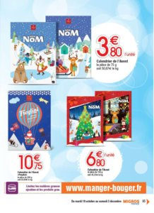 Catalogue Migros France Noël 2016 page 95