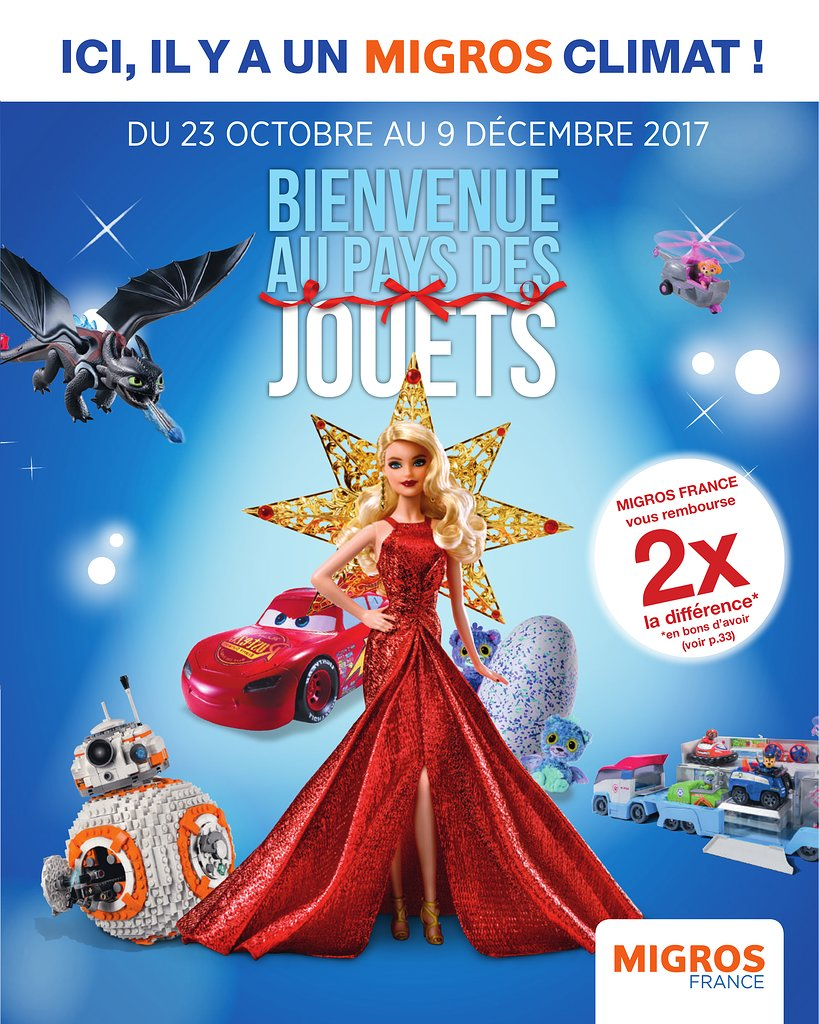 catalogue migros no l 2017 catalogue de jouets. Black Bedroom Furniture Sets. Home Design Ideas