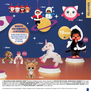 Catalogue Monoprix Noël 2018 page 3