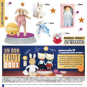 Catalogue Monoprix Noël 2018 page 4