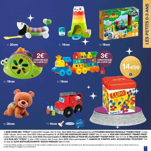 Catalogue Monoprix Noël 2018 page 7