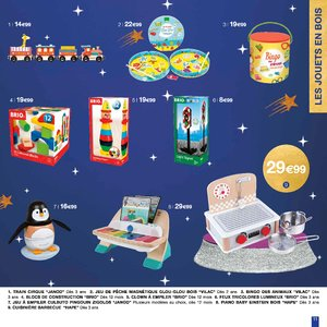 Catalogue Monoprix Noël 2018 page 11