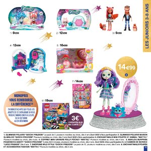 Catalogue Monoprix Noël 2018 page 15