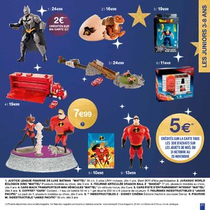 Catalogue Monoprix Noël 2018 page 25