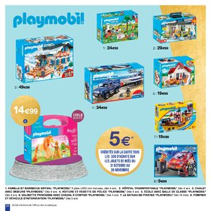 Catalogue Monoprix Noël 2018 page 28