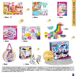 Catalogue Monoprix Noël 2018 page 33