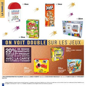 Catalogue Monoprix Noël 2018 page 36
