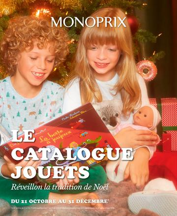 Catalogue Monoprix Noël 2019