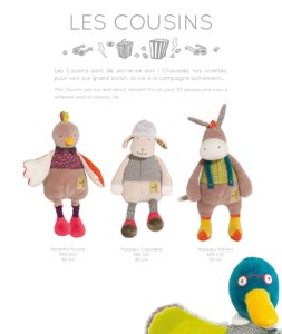 Catalogue Moulin Roty France 2016 page 71