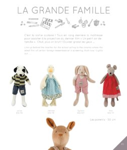 Catalogue Moulin Roty France 2016 page 97