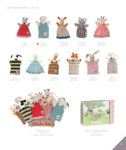 Catalogue Moulin Roty France 2016 page 99