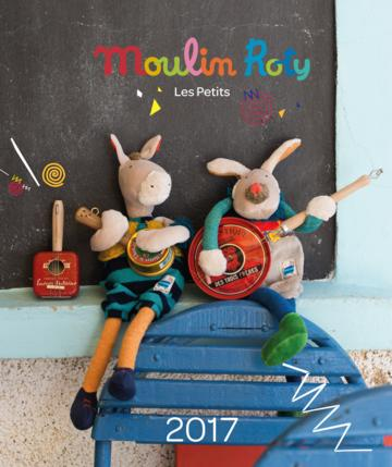 Catalogue Moulin Roty France Les Petits 2017