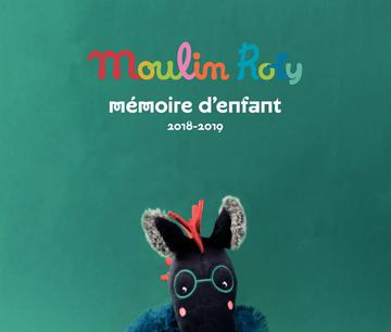 Catalogue Moulin Roty Mémoire d'enfant 2018-2019