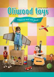 Catalogue Oliwood Toys Belgique 2016-2017 page 1