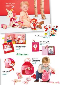 Catalogue Oliwood Toys Belgique 2016-2017 page 3