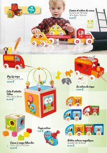 Catalogue Oliwood Toys Belgique 2016-2017 page 6