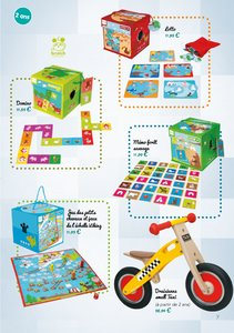 Catalogue Oliwood Toys Belgique 2016-2017 page 7