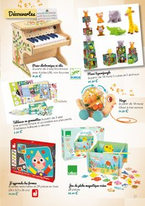 Catalogue Oliwood Toys Belgique 2016-2017 page 13