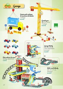 Catalogue Oliwood Toys Belgique 2016-2017 page 20