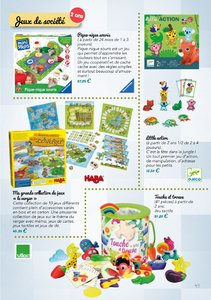 Catalogue Oliwood Toys Belgique 2016-2017 page 43