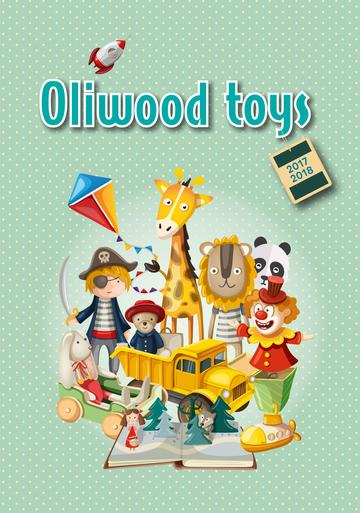 Catalogue Oliwood Toys Belgique 2017-2018