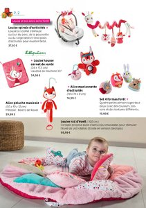Catalogue Oliwood Toys Belgique 2017-2018 page 2