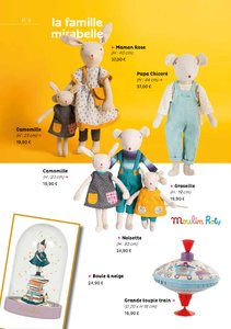 Catalogue Oliwood Toys Belgique 2017-2018 page 4
