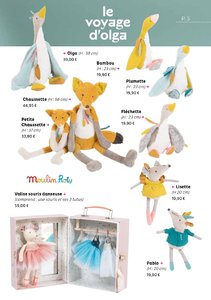 Catalogue Oliwood Toys Belgique 2017-2018 page 5