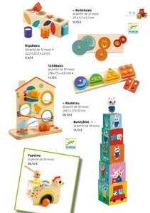Catalogue Oliwood Toys Belgique 2017-2018 page 9