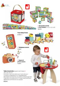 Catalogue Oliwood Toys Belgique 2017-2018 page 10