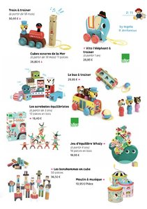 Catalogue Oliwood Toys Belgique 2017-2018 page 11