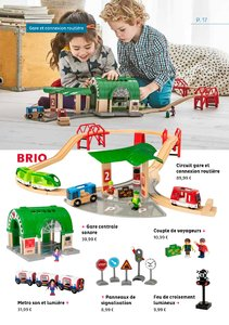 Catalogue Oliwood Toys Belgique 2017-2018 page 17