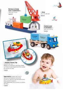 Catalogue Oliwood Toys Belgique 2017-2018 page 21