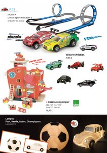 Catalogue Oliwood Toys Belgique 2017-2018 page 22