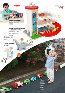 Catalogue Oliwood Toys Belgique 2017-2018 page 23