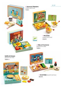 Catalogue Oliwood Toys Belgique 2017-2018 page 27