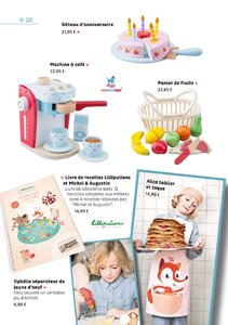Catalogue Oliwood Toys Belgique 2017-2018 page 28