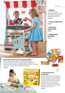 Catalogue Oliwood Toys Belgique 2017-2018 page 29